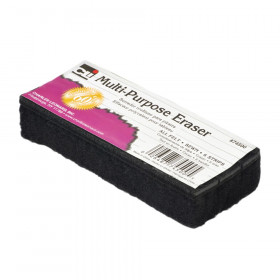 "Multi-Purpose Eraser, 5"" Length, Pack of 12"