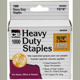 Extra Heavy Duty Staples 15/16