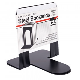 Bookends 1 Pair 5In Height Black