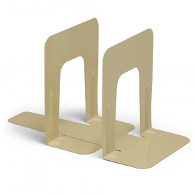 """Bookends 9"""", Tan, Pack of 2"""