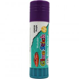 Economy Glue Stick 1.3 oz., Purple