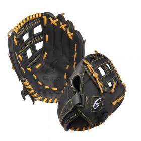 "Leather & Nylon 10"" Baseball/Softball Glove"