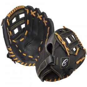 11In Pe Glove Adj Black