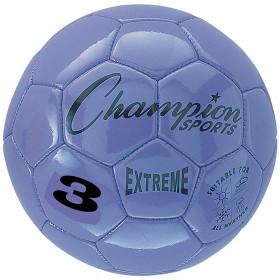 Soccer Ball Size3 Composite Purple