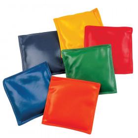 "Bean Bags, 6"" x 6"", Pack of 12"