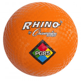 "Playground Ball, 8-1/2"", Orange"