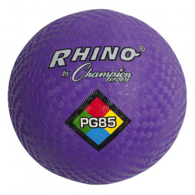 "Playground Ball, 8-1/2"", Purple"
