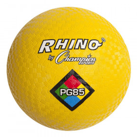 "Playground Ball, 8-1/2"", Yellow"