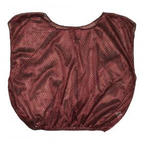 Vest, Adult Practice Scrimmage, Maroon