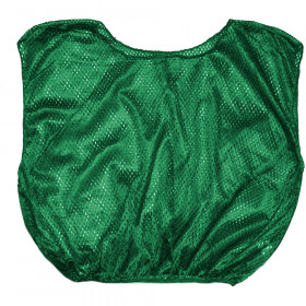 Vest Youth Practice Scrimmage Green 12 Count