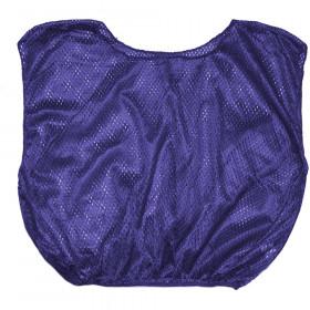 Vest Yth Practice Scrimmage Purple 12 Count