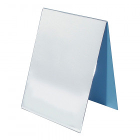 "Two-Sided Self-Portrait Mirrors, Natural, 7.875"" x 11"", 1 Count"