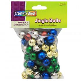 "Jingle Bells, Multi-Color, 5/8"", 72 Count"