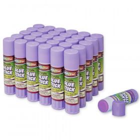 Glue Sticks, Purple, 0.28 oz., 30 Count