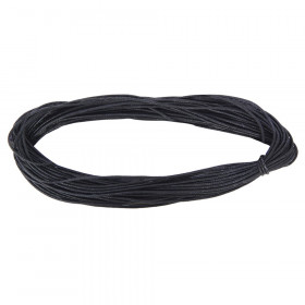Black Leather Cord