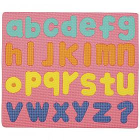 """Magnetic Letters Puzzle, Lower Case Letters, 11.5"""" x 9.5"""", 26 Pieces"""