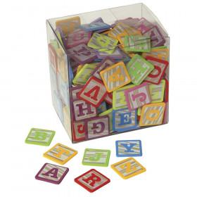 """WonderFoam Alphabet Block Sticker Box, 1"""", 212 Pieces"""