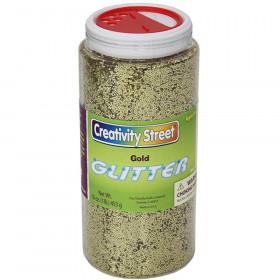 Glitter 1 Lb. Gold