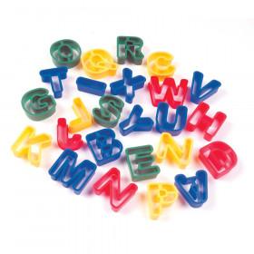 "Dough & Clay Cutter Set, Capital Letters, 1-9/16"", 26 Pieces"