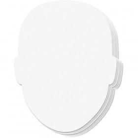 Whiteboard Face Shapes 10/Set