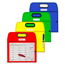 Portable Dry Erase Pocket