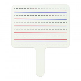 Two-Sided Dry Erase Answer Paddle