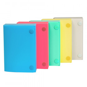 "Index Card Case, 3"" x 5"", Assorted"