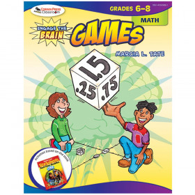 Engage the Brain: Games, Math, Grades 6-8
