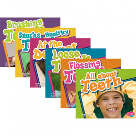 Healthy Teeth Book Set Of 6