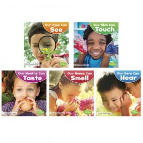 Our Amazing Senses, Set of 5 books