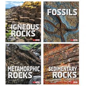 Rocks Book Set, Set of 4
