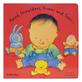 Head, Shoulders, Knees and Toes... Baby Board Book