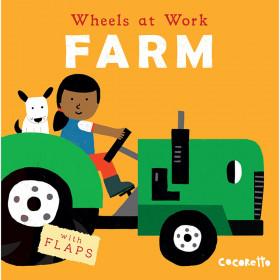 Wheels at Work Board Book, Farm