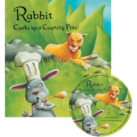 Rabbit Cooks Up A Cunning Plan Traditional Tale With A Twist