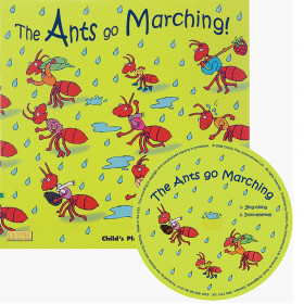 The Ants Go Marching Classic Books With Holes Plus Cd
