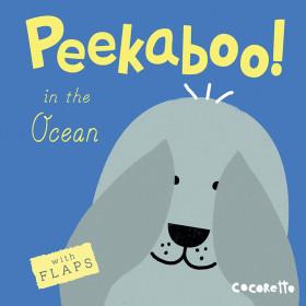 Peekaboo! Board Book, In the Ocean!