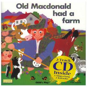 Old MacDonald 8X8 w/CD