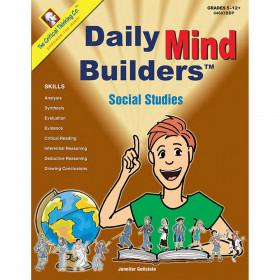 Daily Mind Builders: Social Studies, Grade 5-12