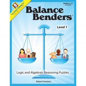 Balance Benders Level 1, Grades 4-12+