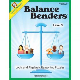 Balance Benders, Grades 8-12+