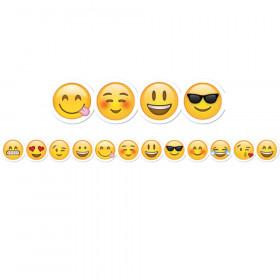 Emoji Fun Border, 35 Feet