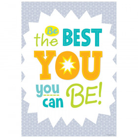 Be The Best You... Inspire U Poster (Paint)