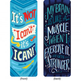 What's Your Mindset Motivational Quotes Bookmarks