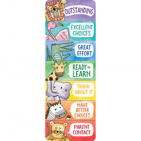 Safari Friend Desktop Behavior Clip Chart