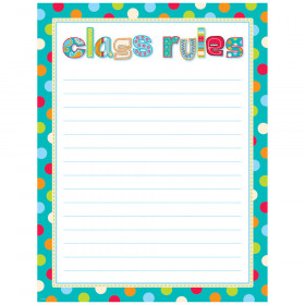 Dots on Turquoise Class Rules