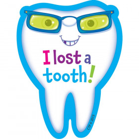 I Lost A Tooth Star Badges