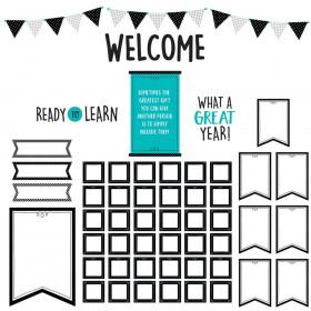 Ready to Learn Bulletin Board Set