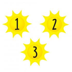 Suns Calendar Days, Pack of 35