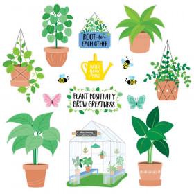 Positively Plants Plant Positive Bulletin Board Set