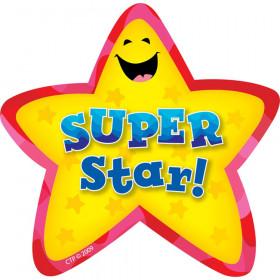 Super Star! Star Badges, 36/pkg